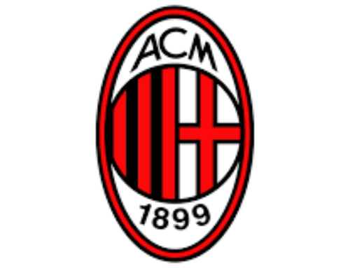 Coaches and players represent La Roca FC in Milan, Italy