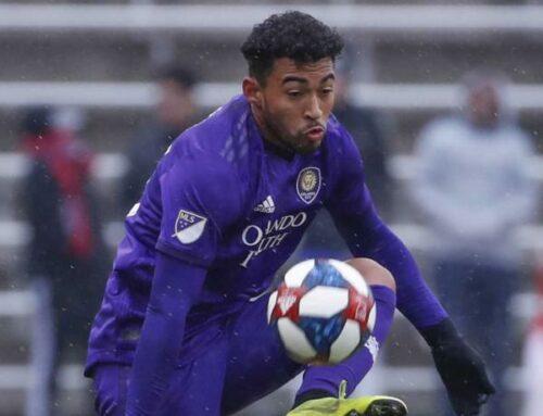Danilo Acosta signs with LA Galaxy